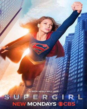 藍光影集 [美] 女超人 / 超級少女 第一季 Supergirl Season 1 (2015)
